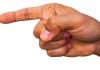 pokazivanje prstom