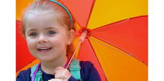 deca i kiša